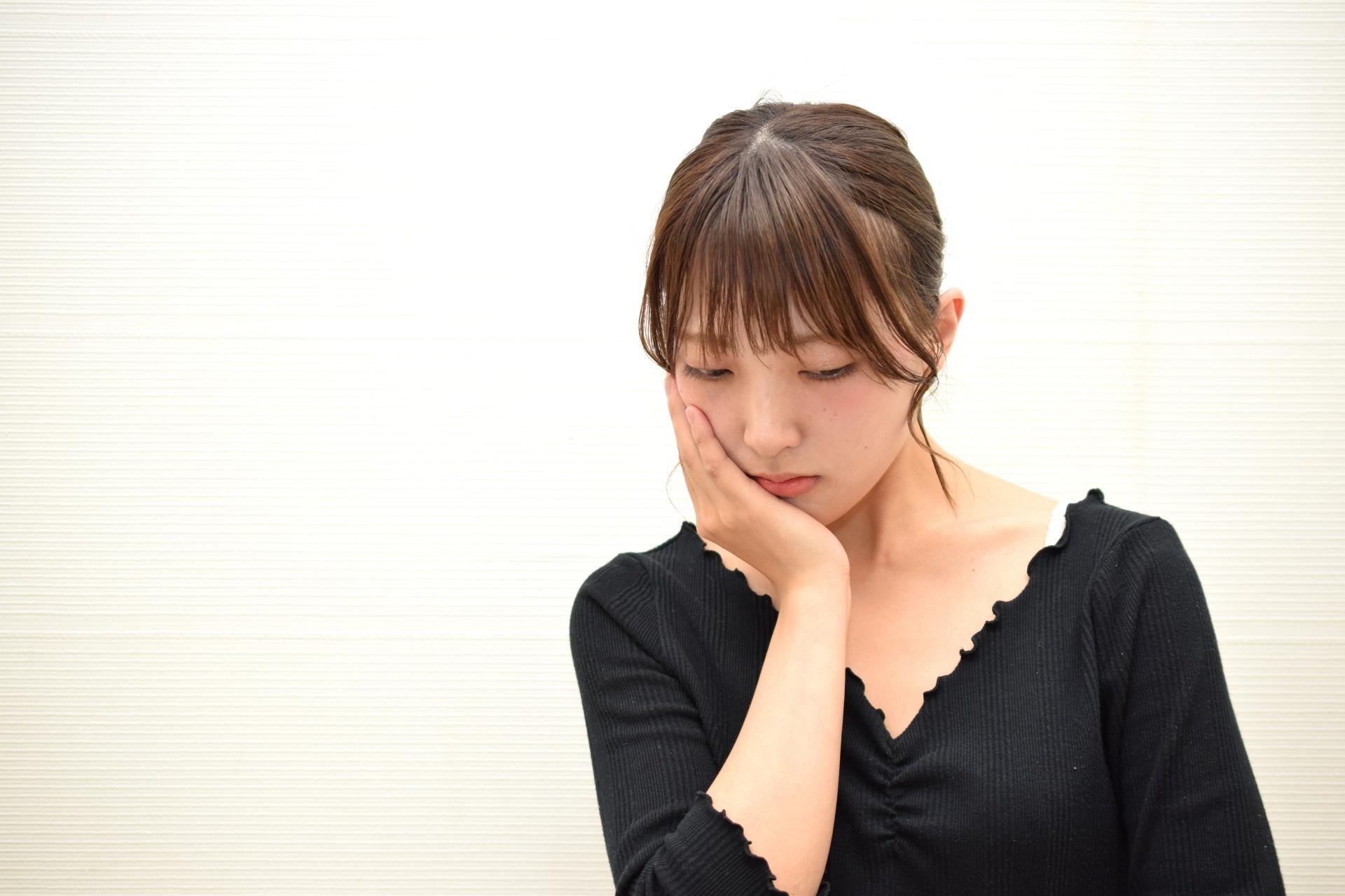 PMS(生理前症候群)について