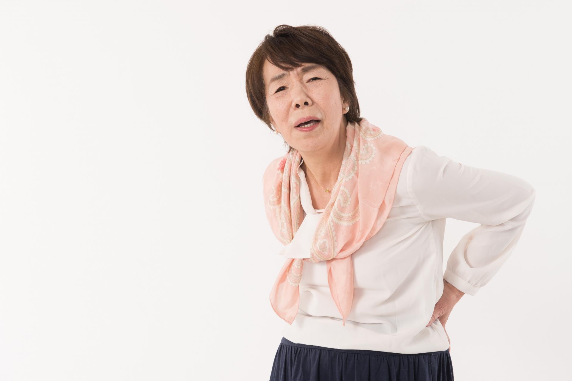 脊柱管狭窄症について